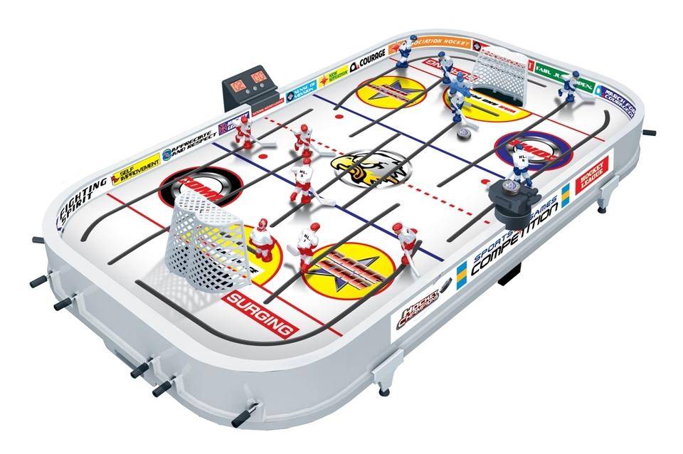 Hokej stolný 88,5x48cm