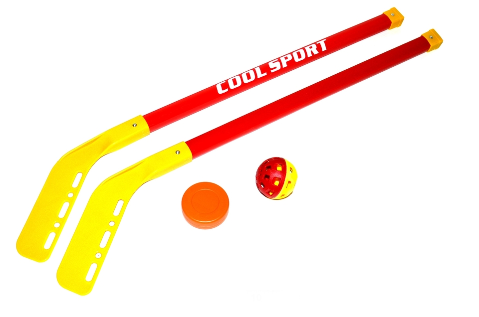 Hokejka s pukom 75cm