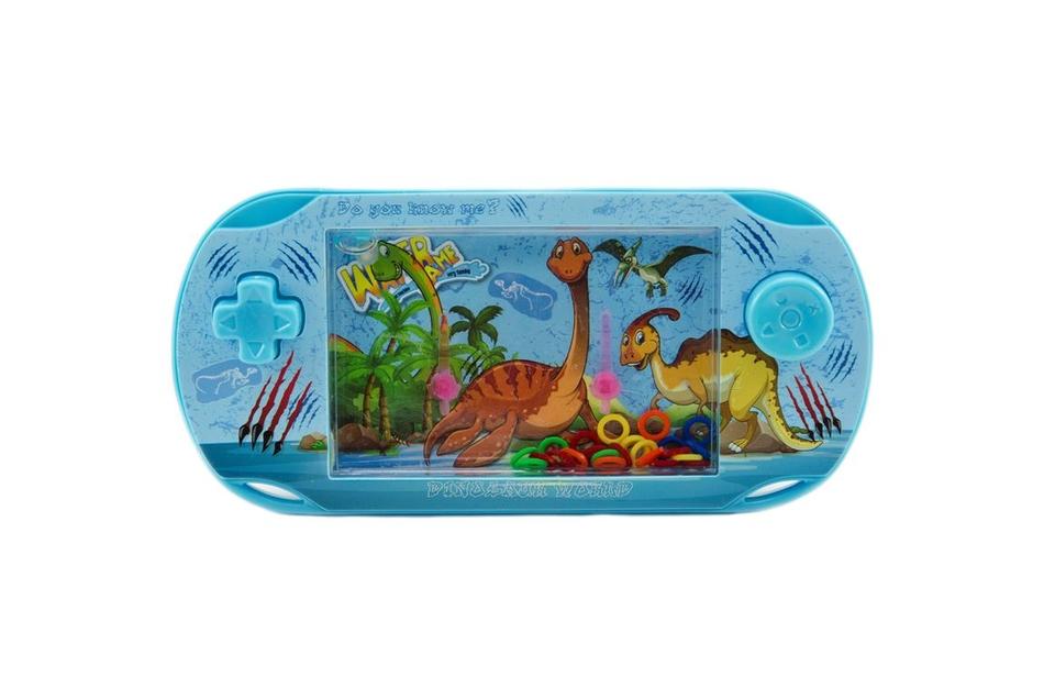 Hra vodná dinosaurus