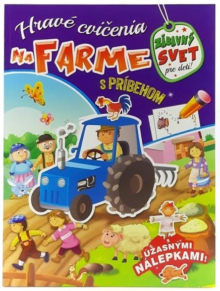 Hravé cvičenia na farme s príbehom