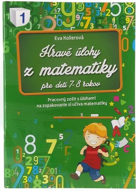 Hravé úlohy z matematiky pre deto 7-8 rokov