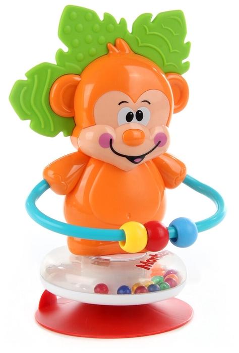 BamBam Hrkálka opica s prísavkou