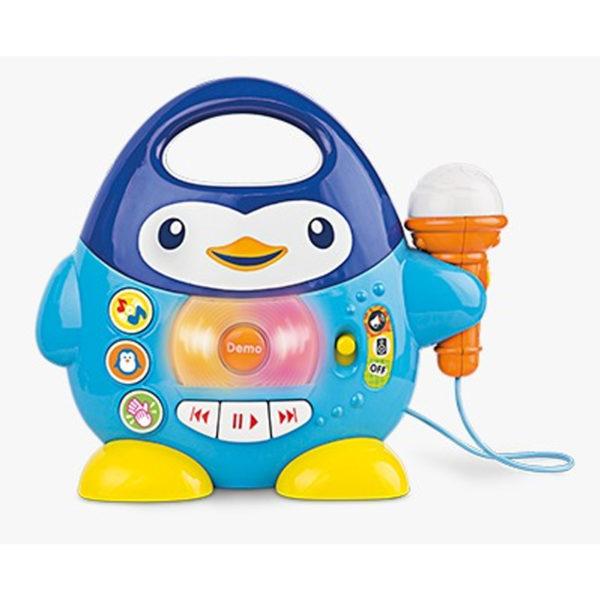 Hudobný prehrávač Tučniak
