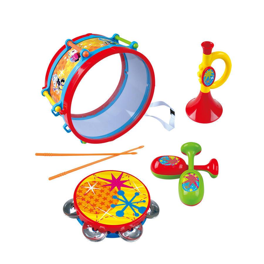 Hudobný set pre najmenších 4ks