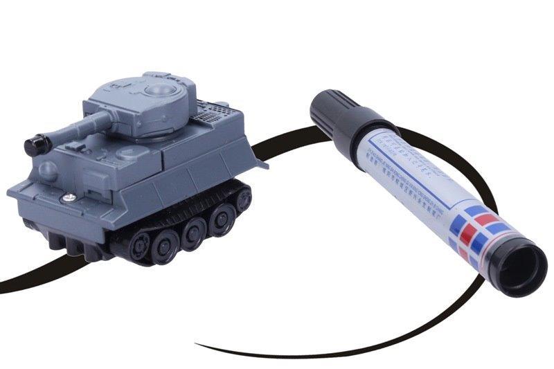 Indukčný tank s magickou fixkou