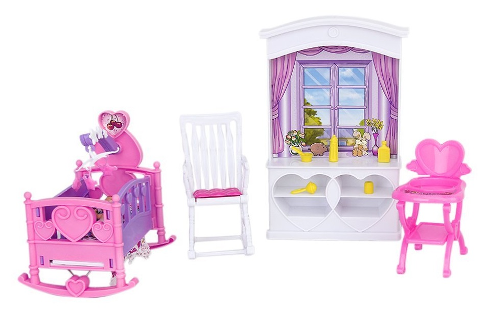 Detská izba pre bábätká