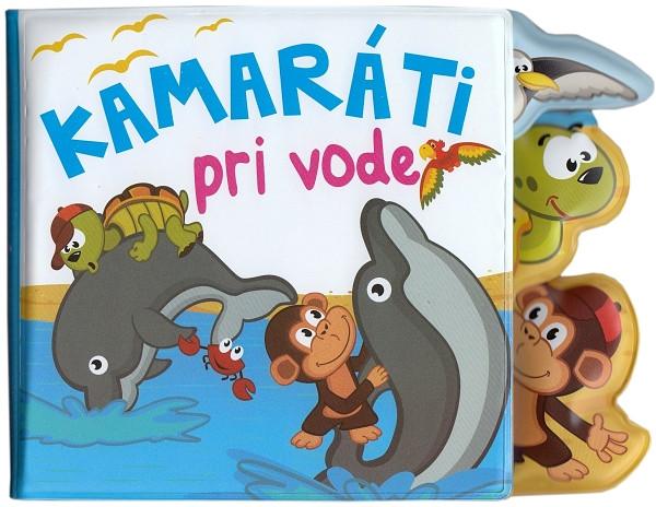 Gumená knižka Kamaráti pri vode