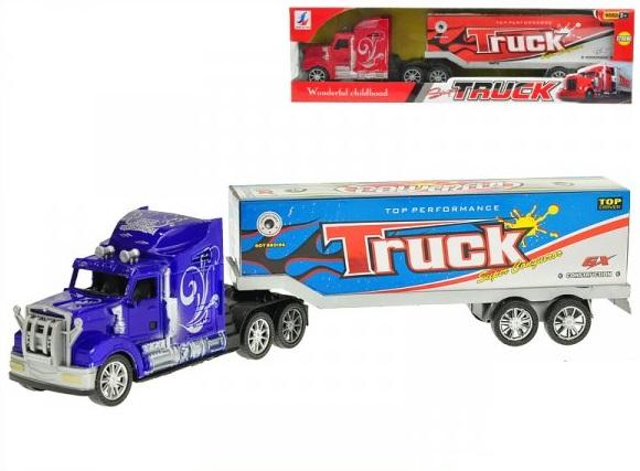 Kamión na zotrvačník 42cm - náhodná