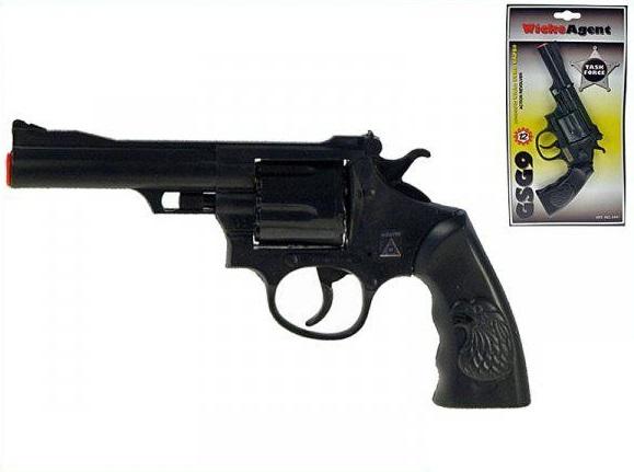 Kapslová pištoľ GSG9 20cm