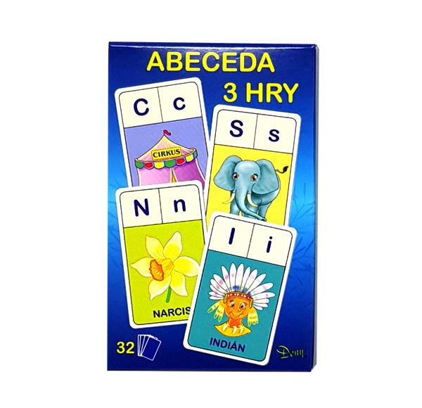 Karty ABECEDA