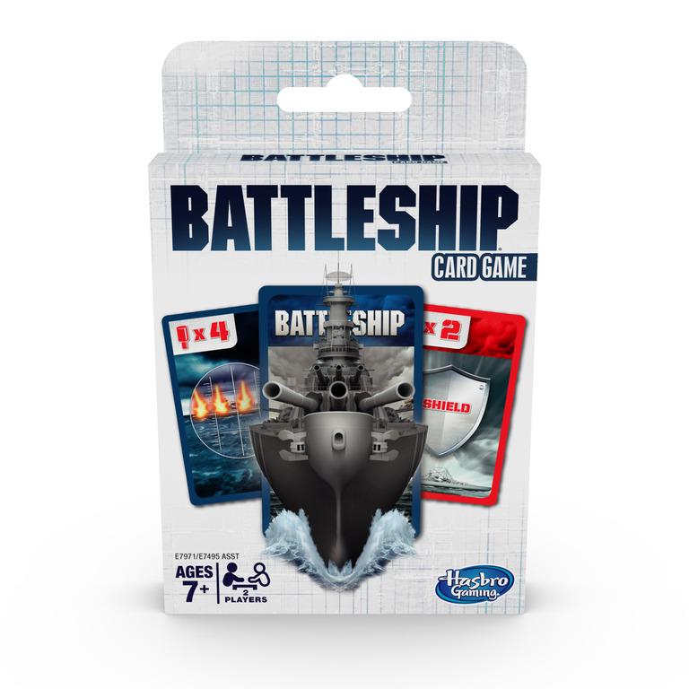 Hasbro Karty Bojová ľoď 80kariet