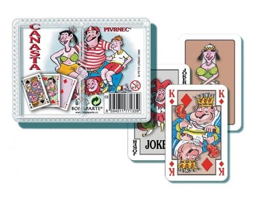 Karty canasta - Pivrnec