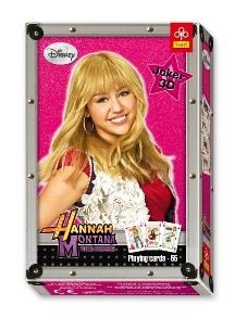 Karty hracie - Hanah Montana