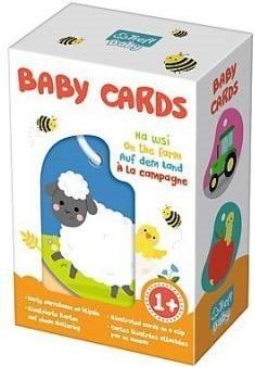 Trefl Karty obrázkové baby