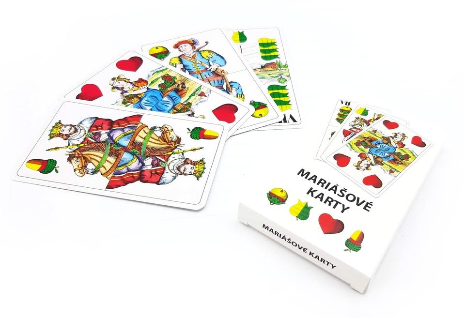 Mariášové karty 32ks