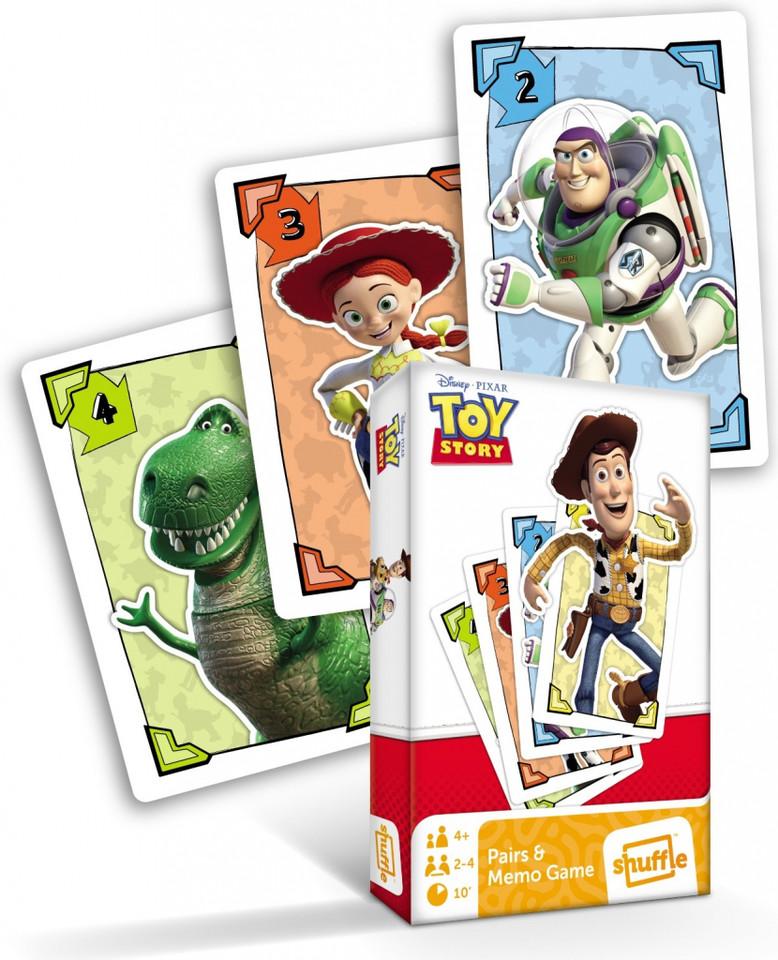Karty Čierny Peter Toy Story4