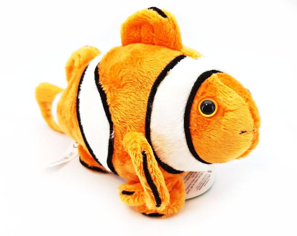 Rybička Nemo plyšová 19cm