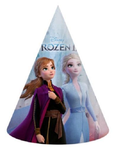 Klobúčiky Frozen 6ks