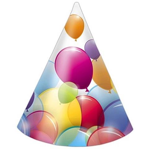 Klobúčik Párty Balóny