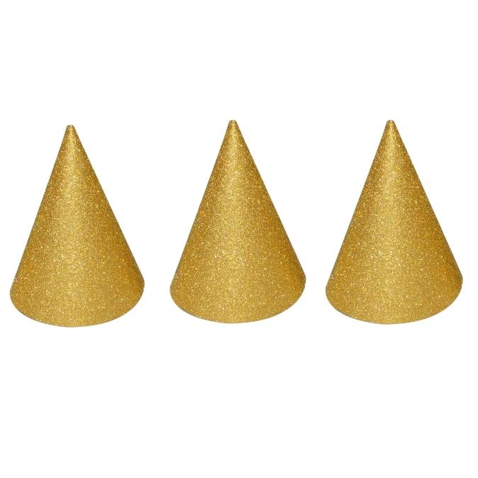 Klobúčik Párty zlaté