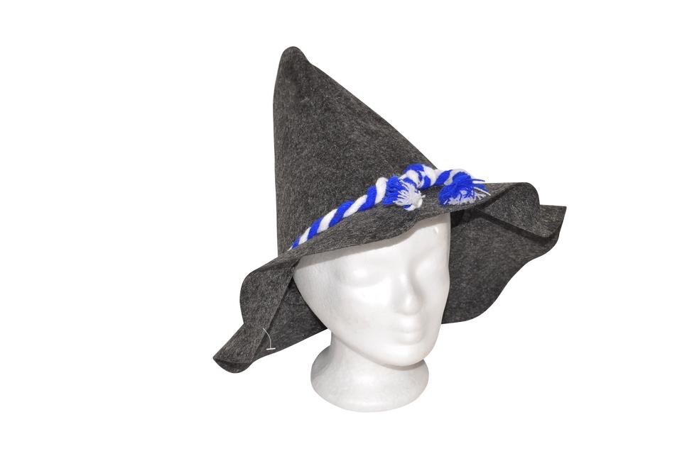 Čarodejnícky klobúk 39cm