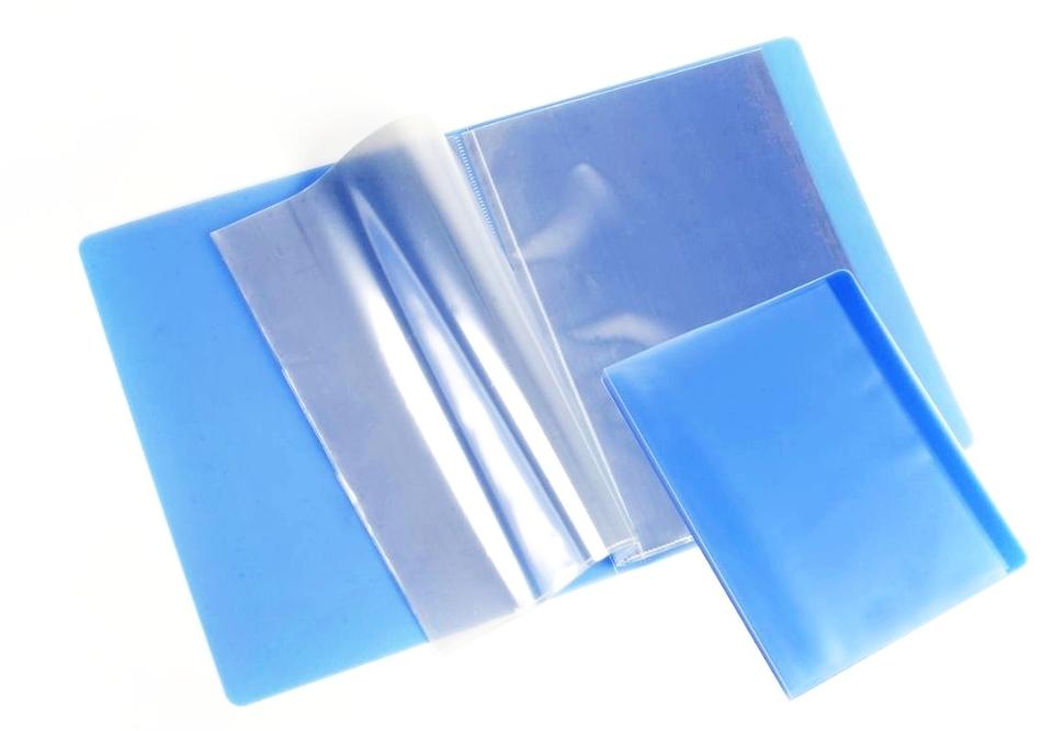 Katalógová kniha A4 40 listov modrá