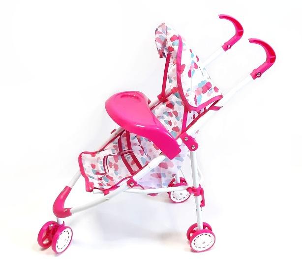 Kočík pre bábiky 53cm