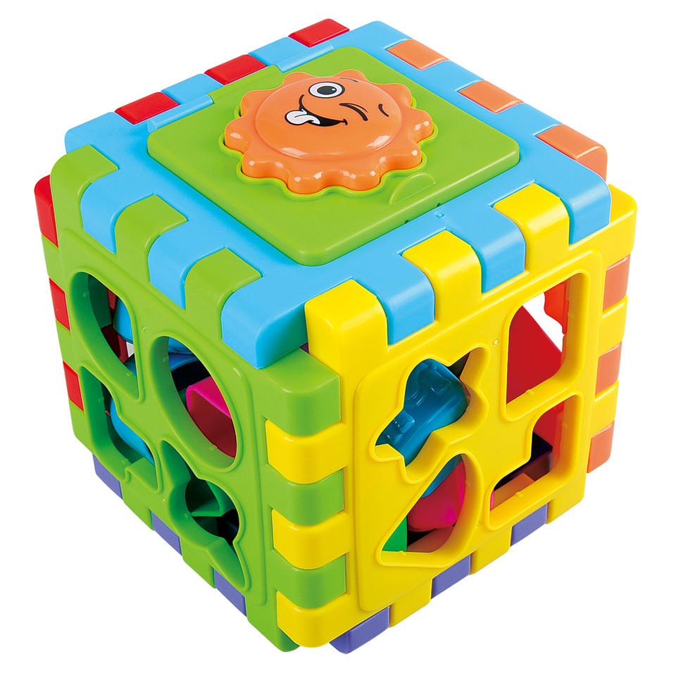 Play Vkladacia kocka puzzle