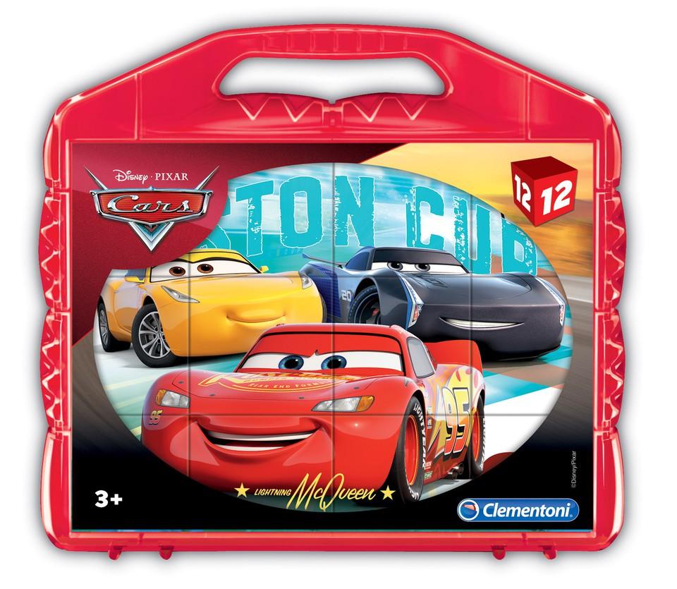 Clementoni Kocky Cars 12ks