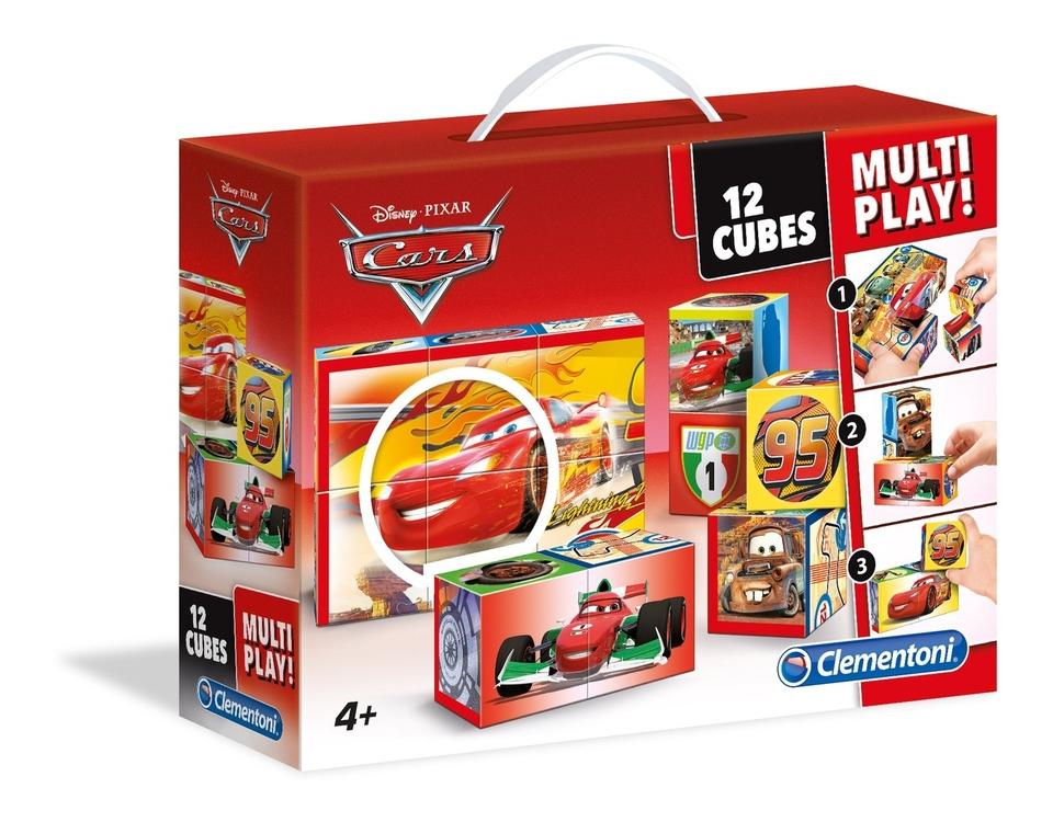 Kocky Clementoni Cars 12ks