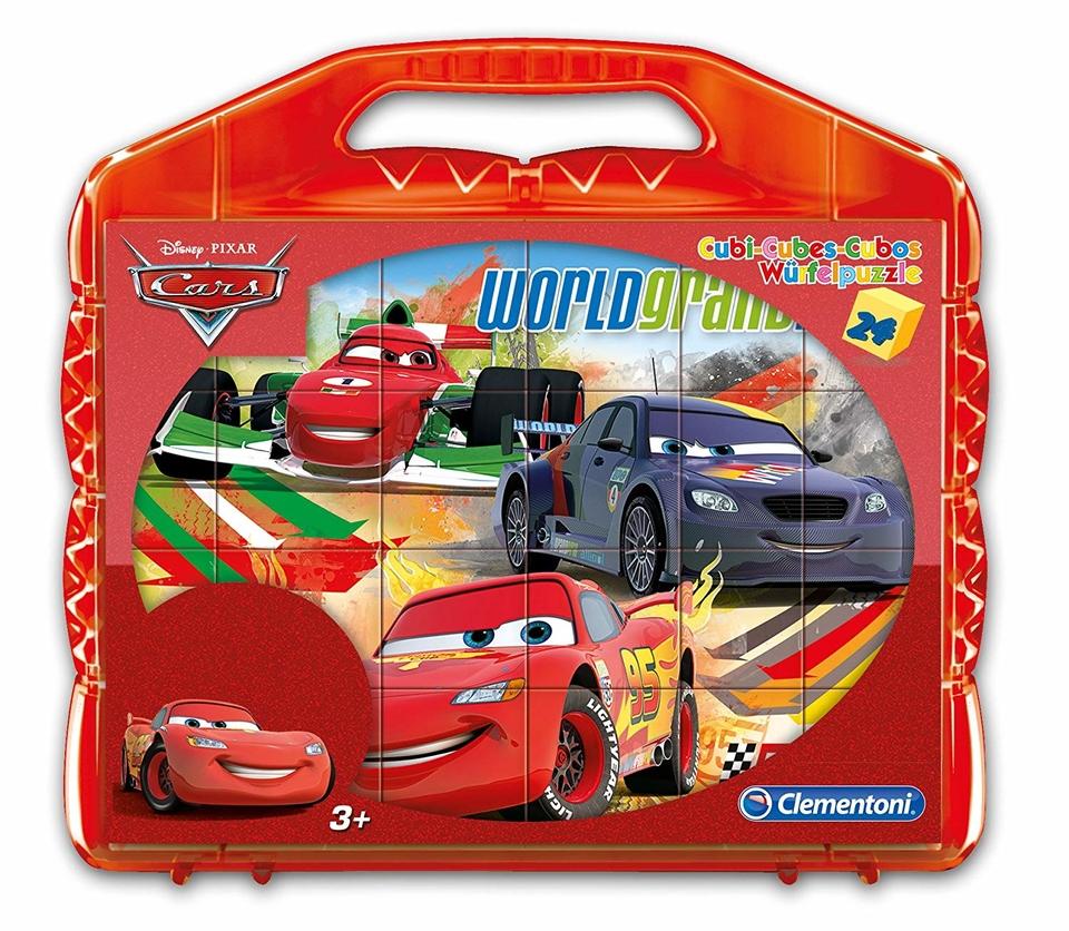Kocky Clementoni Cars 24ks