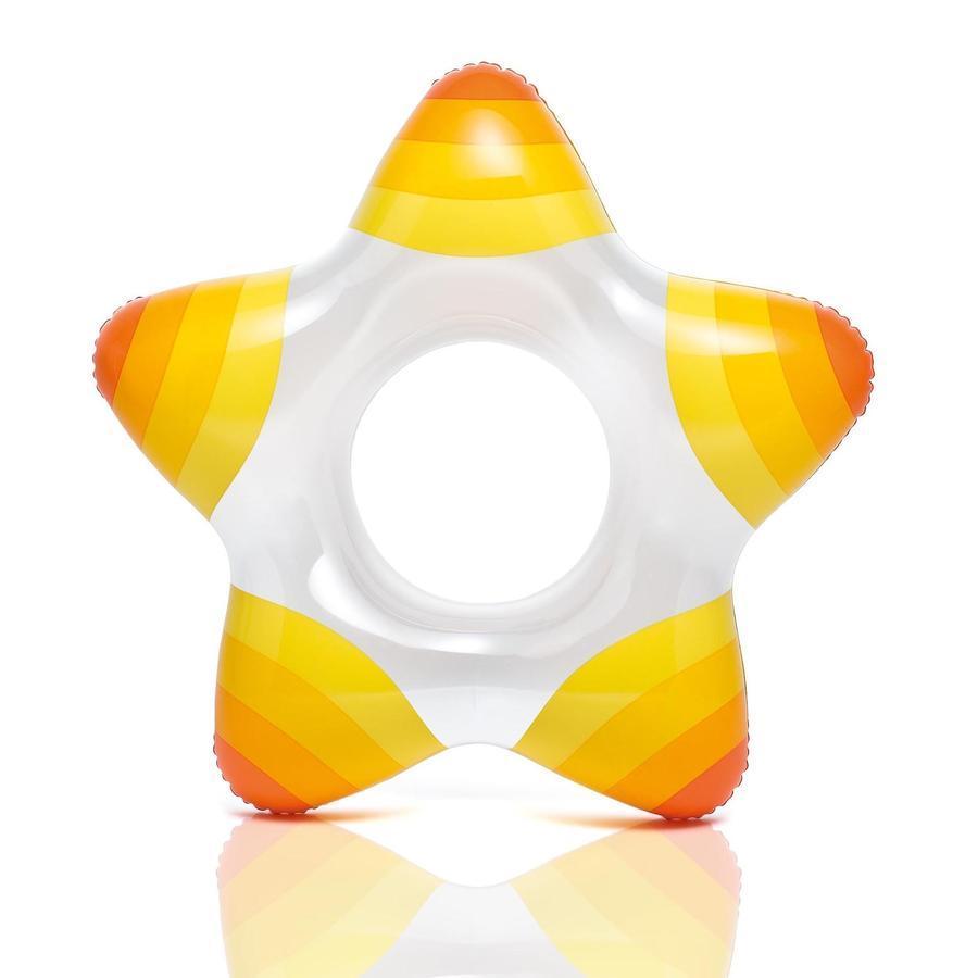 Intex 59243 Koleso hviezda 74x71cm - ružová