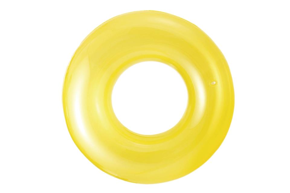 Polygroup Plávacie koleso žlté 66cm