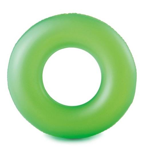 Polygroup nafukovacie zelené koleso 91cm