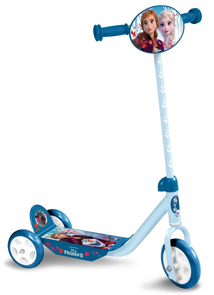Kolobežka 3-kolesová modrá Frozen 2