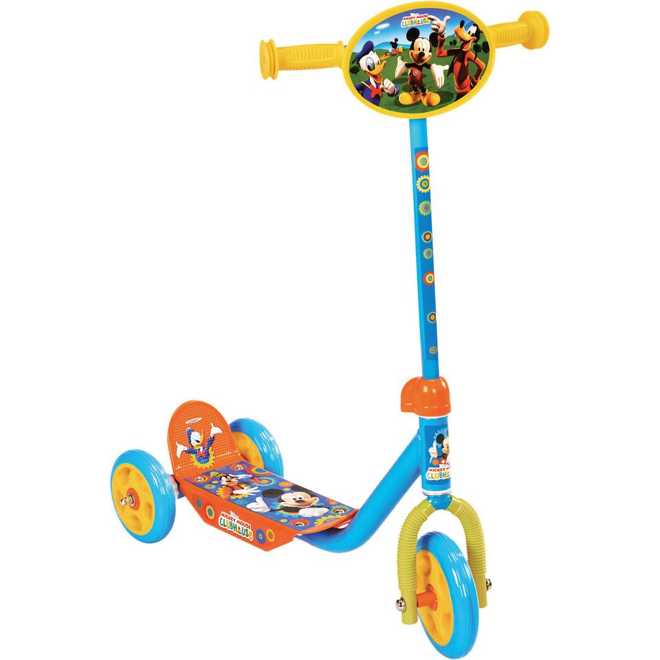 Kolobežka 3-kolesová Mickey Mouse
