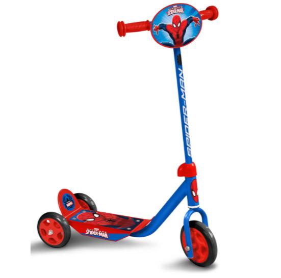 Kolobežka 3-kolesová Spiderman