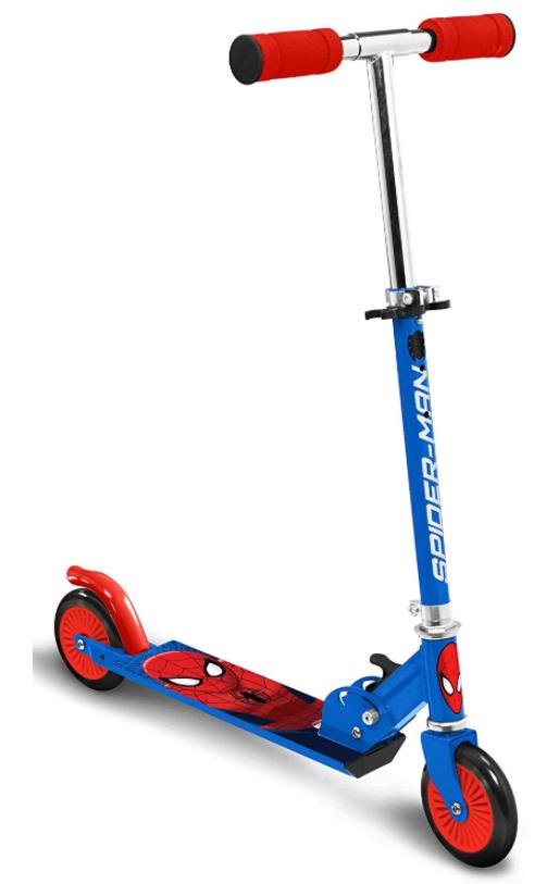Kolobežka skladacia Spiderman