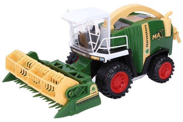 Kombajn Farms Harvester 26cm - zelená