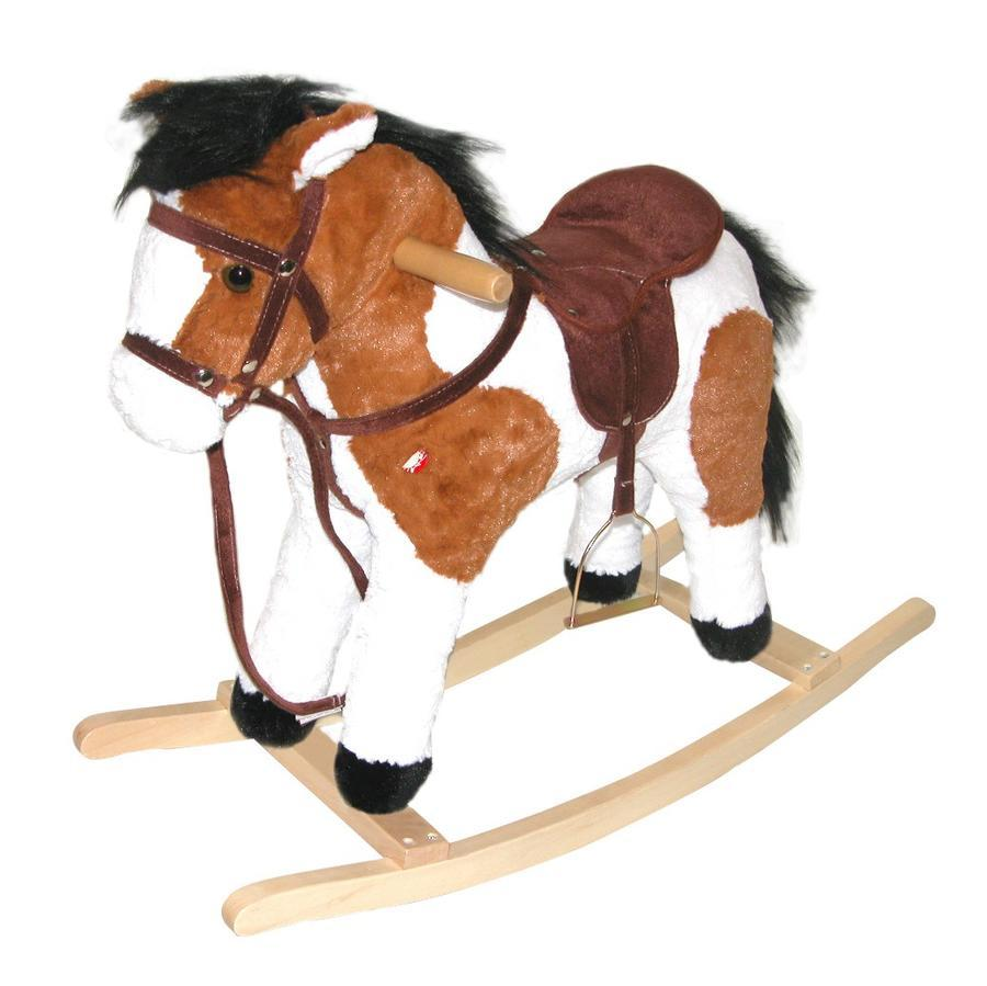 Kôň húpací s efektami