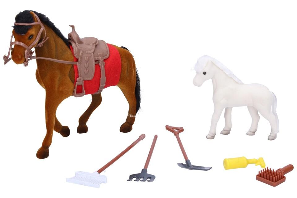 Kôň a žriebätko 6cm