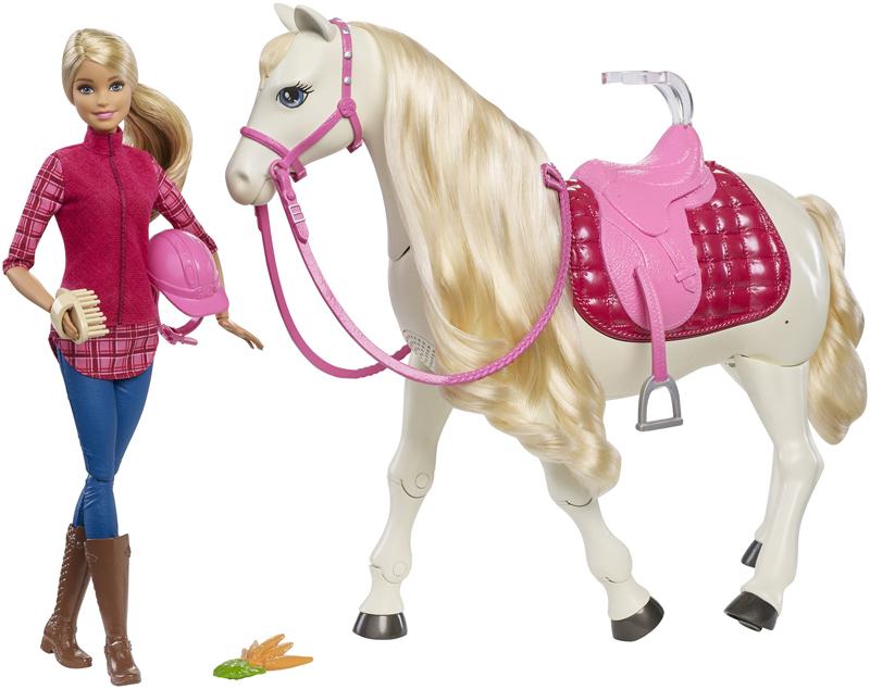 Kôň snov s Barbie
