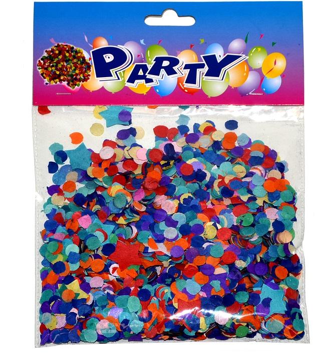 Konfety farebné 40g