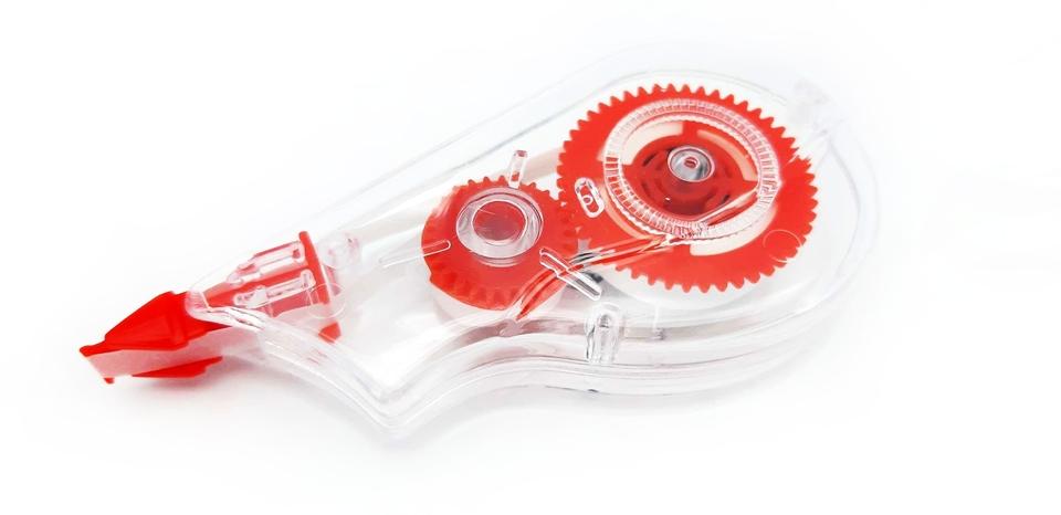 Korekčná páska roller 0,4cmx7m - náhodná