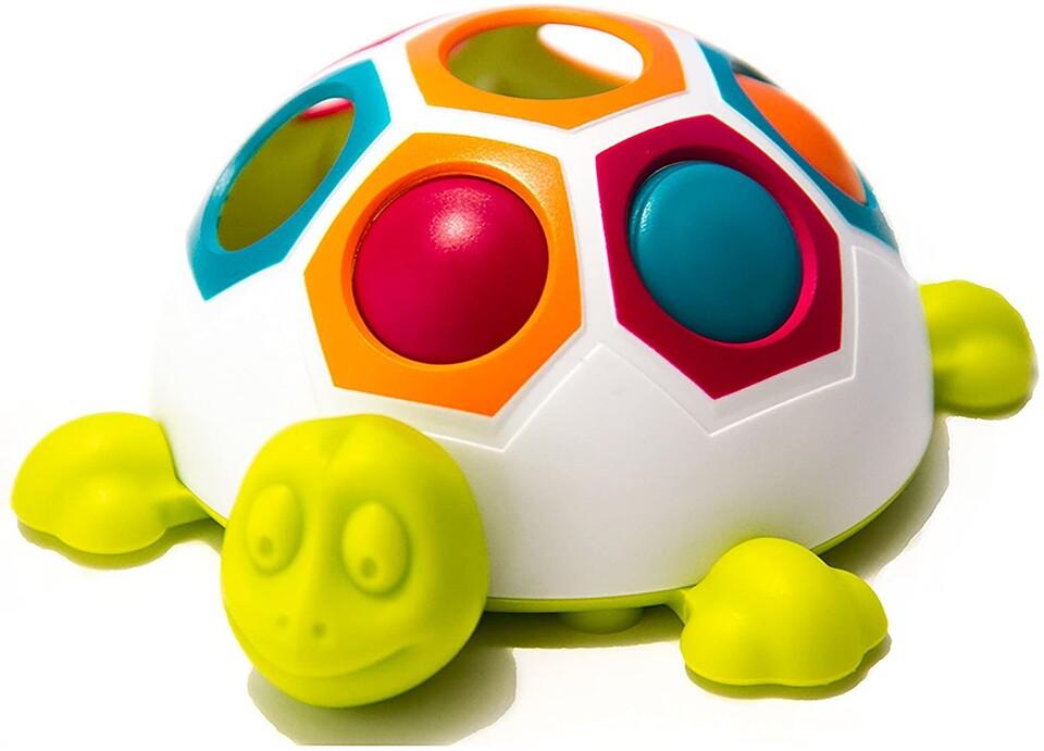 Fat Brain Toys Pop & Slide korytnačka