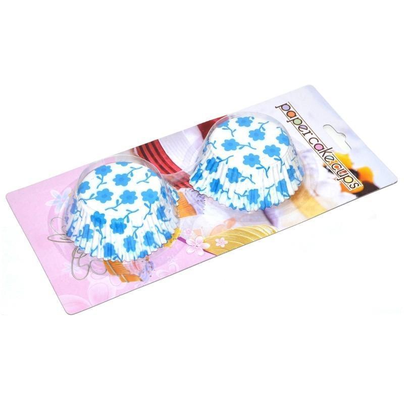 Košíčky papierové cukrárenské 7x3cm/50ks