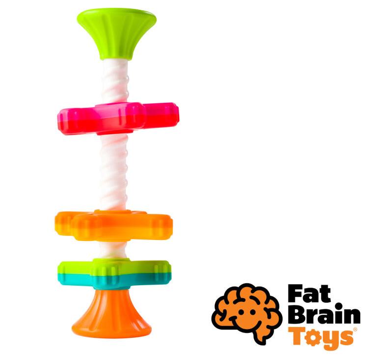 Fat Brain Rotujúce kotúče MiniSpinny