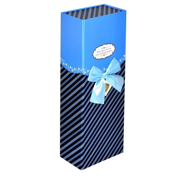 Darčeková krabica 39x14x8cm - hnedá
