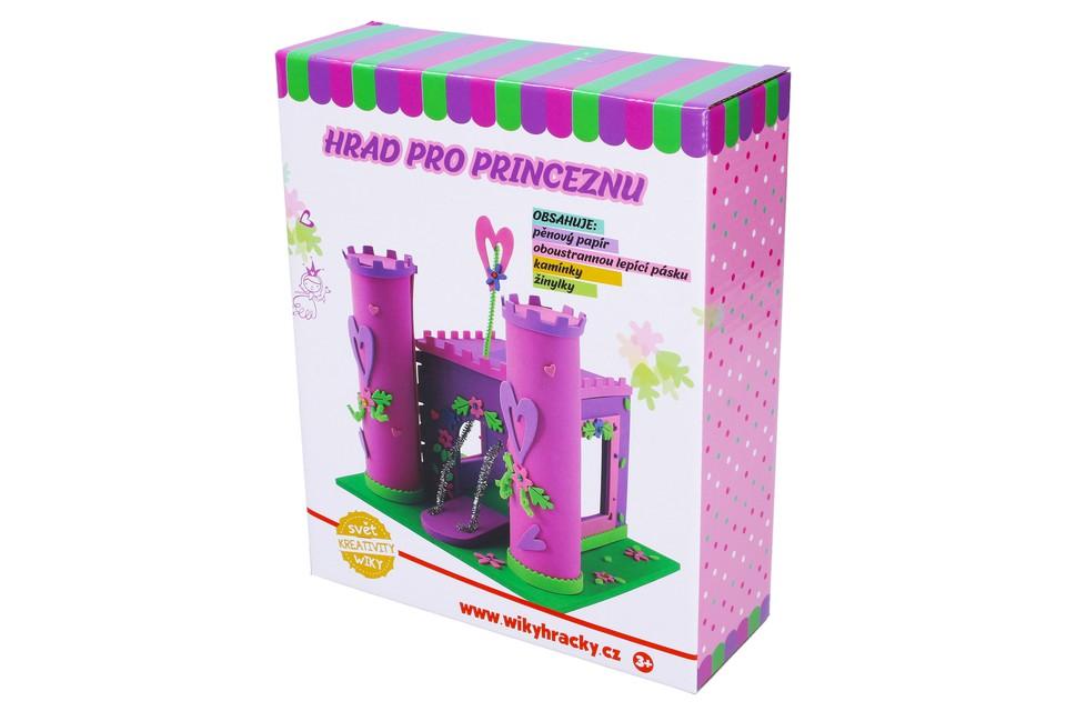 Kreatívna sada Hrad pre princeznú
