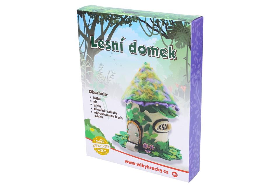 Kreatívna sada Lesní domček